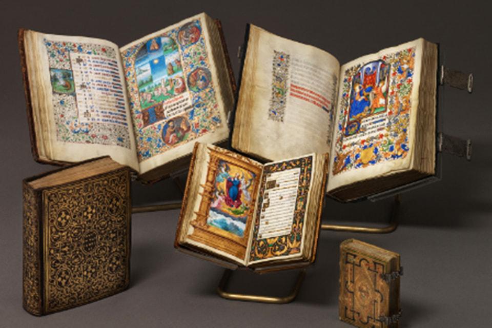 На аукцион попадут 200 печатных книг эпохи Возрождения и 17 рукописных книг