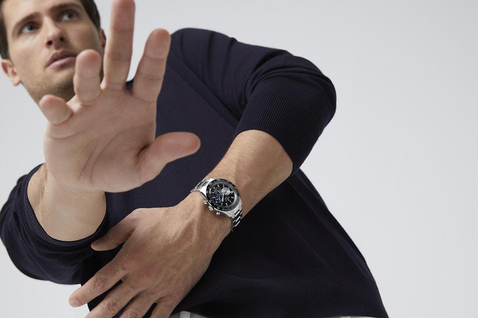 Хронограф Zenith Chronomaster Sport создан для тех, кто ведет динамичный образ жизни и ждет от своих часов соответствующих функций