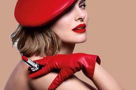 Помада Rouge Dior впервые появилась в 1953 году