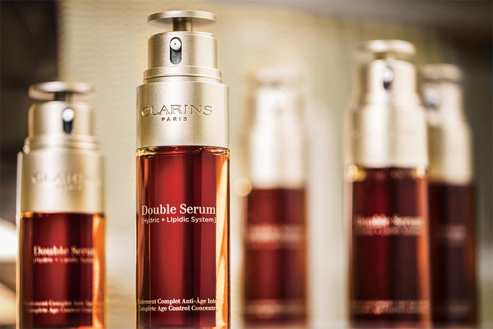 Сыворотка Double Serum– хит продаж Clarins