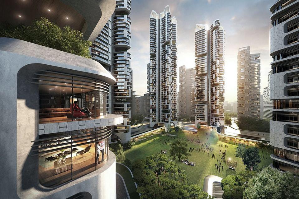 Самые высокие показатели роста продаж – в Сеуле и Ханчжоу