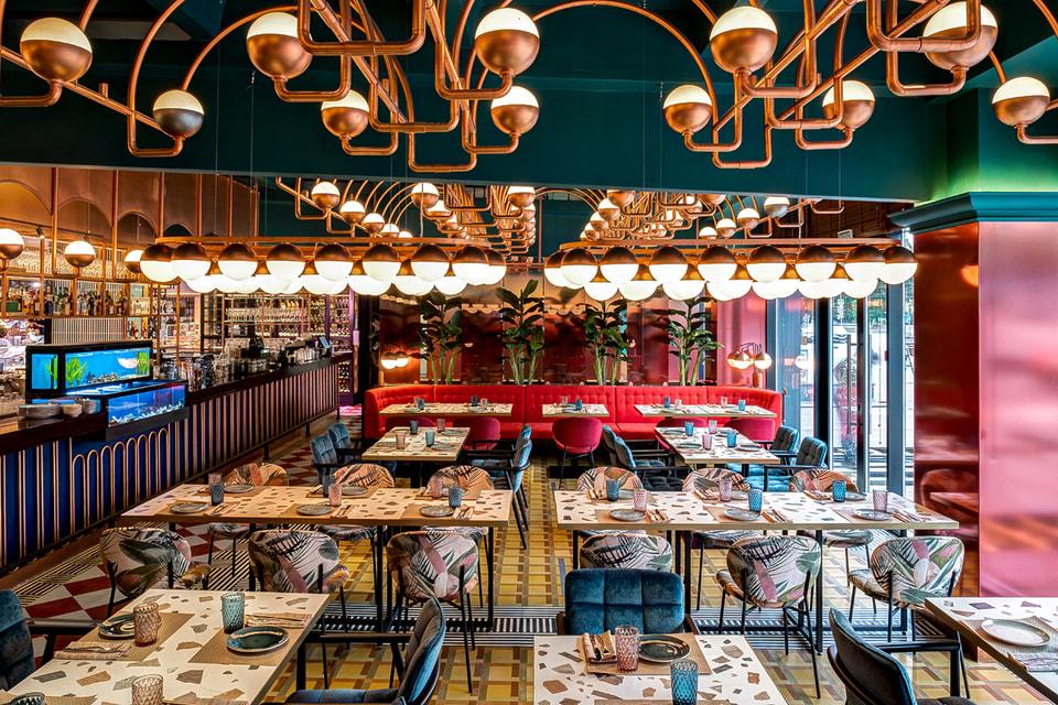 Проект Киры Байбаковой — ресторан «От и до» в Москве
