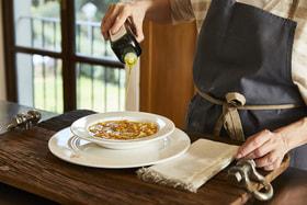 В семье Кучинелли часто готовят блюда по умбрийским рецептам