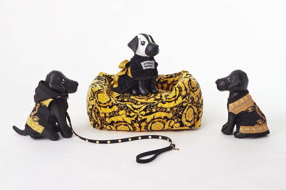 Лежанка и одежда для животных Home Pets Line, Versace