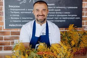 Владимир Мухин – шеф-повар и амбассадор Electrolux