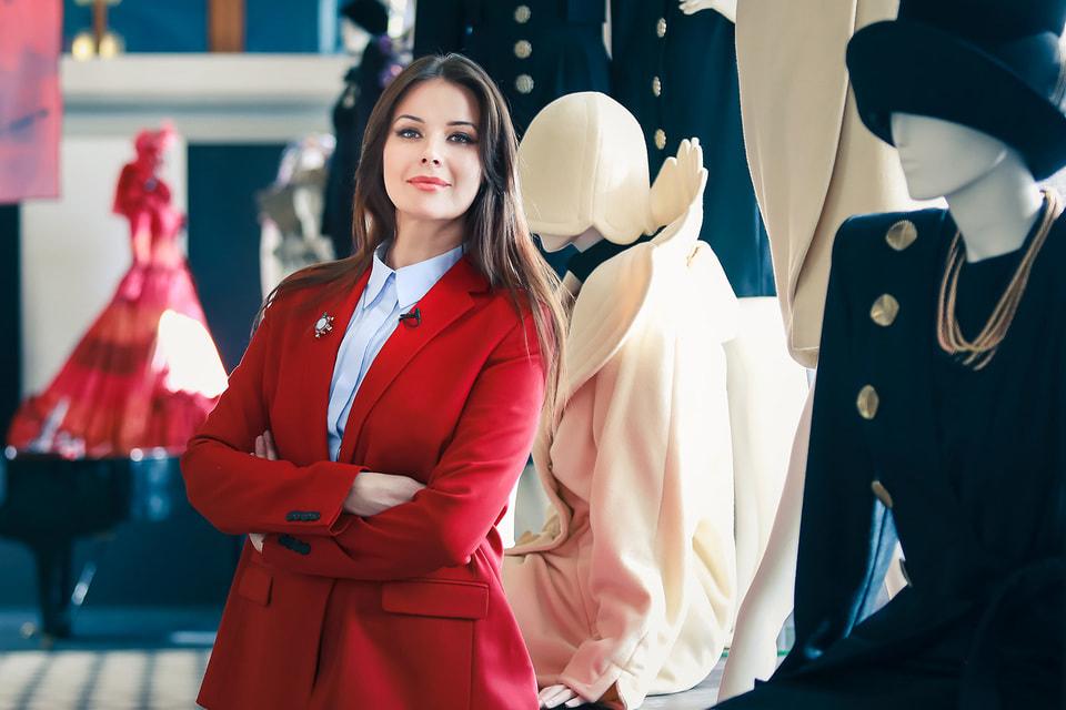 Оксана Федорова, директор МВЦ «Музей моды»