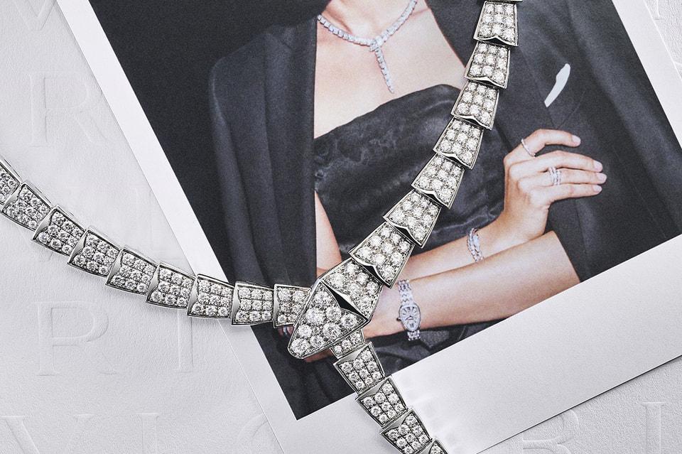 Новая коллекция украшений получила название Serpenti Viper