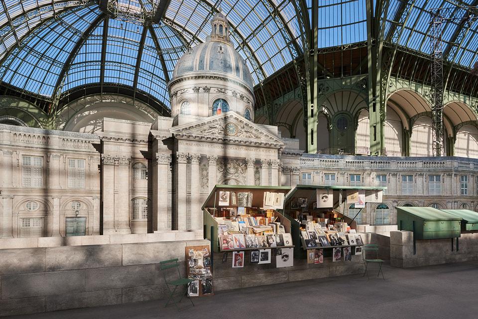 Одна из масштабных культурных инициатив Chanel – спонсорство реконструкции исторического здания Grand Palais в Париже, в котором многие годы проходят модные дефиле Дома