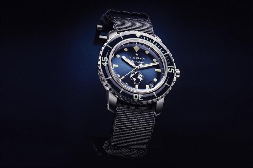 Продажи часов-«дайверов» Fifty Phathoms BOC III помогают каждой новой миссии по исследованию экологии океана