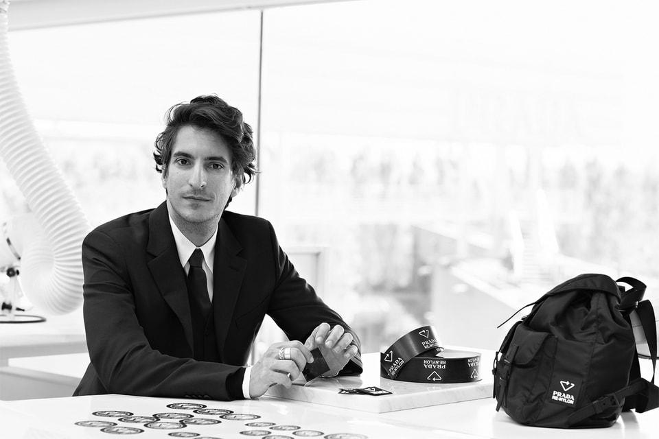 Лоренцо Бертелли отвечает за стратегию «устойчивого развития» группы компаний Prada