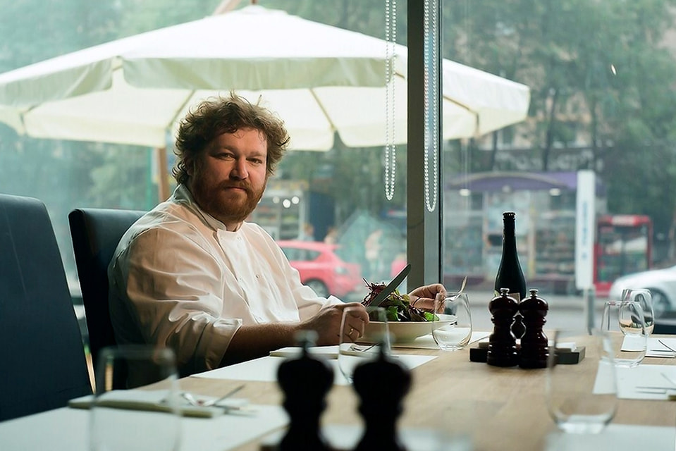 Алексей Зимин, ресторанный критик
