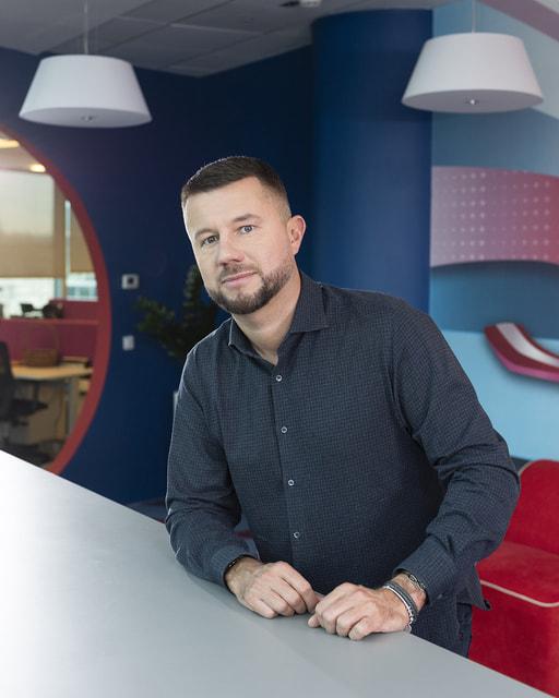 Буркхард Биндер, вице-президент по развитию fashion-направления AliExpress Россия