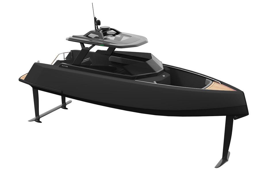 На одном заряде аккумулятора лодка сможет преодолевать до 140 км