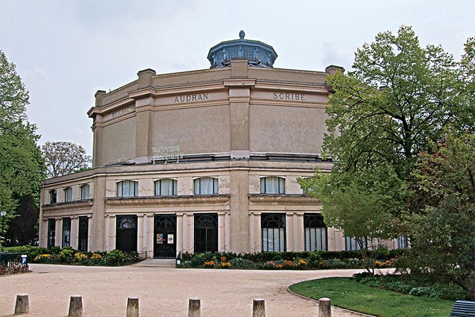 Theatre Marigny в Париже