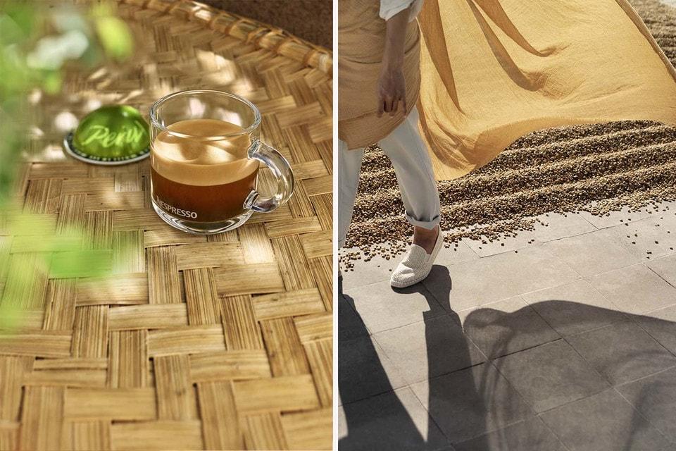 Кофе из новой коллекции выращен в соответствии с принципами органического земледелия