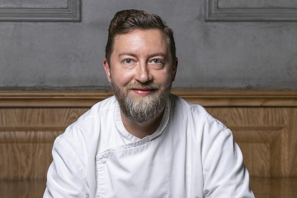 Сергей Горюнов, шеф-повар ресторана Beer Pairing