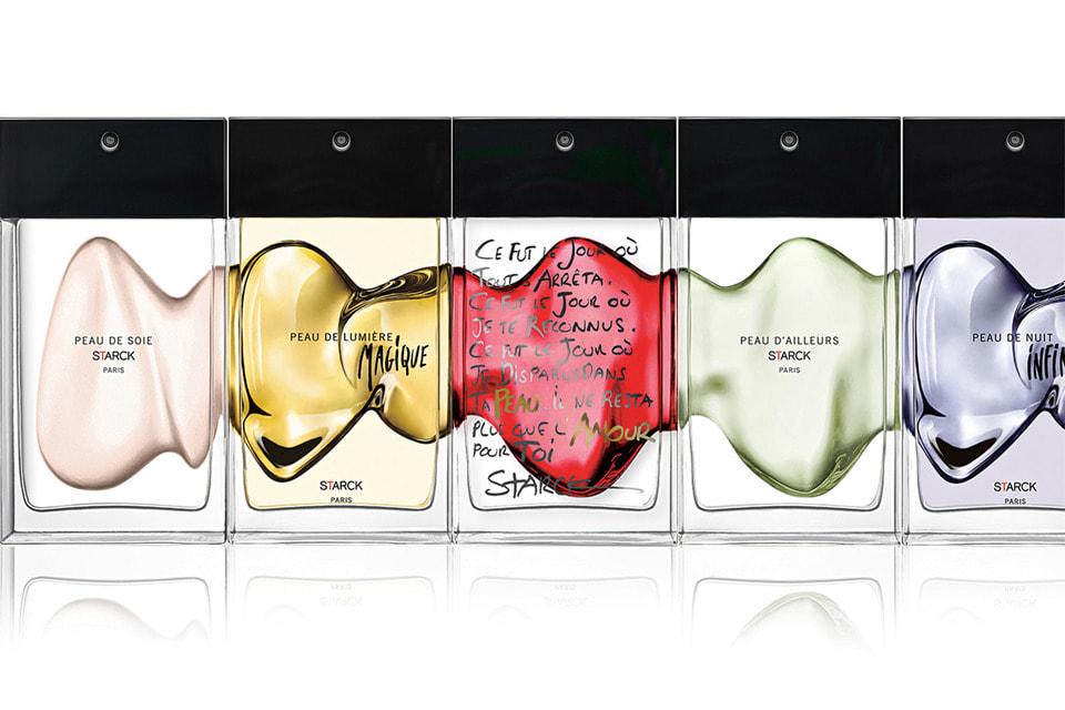 Сегодня в авторской коллекции парфюмов Филиппа Старка уже шесть ароматов