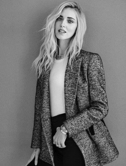Кьяра Ферраньи –первая в  рейтинге «Top Fashion Influencers» за 2017 год