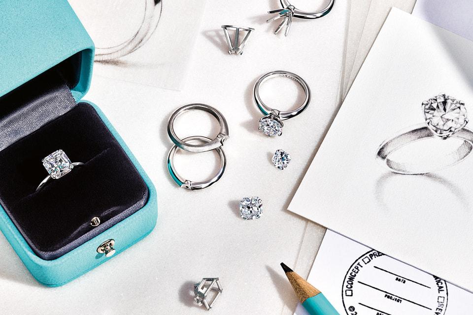 Ювелирный Дом Tiffany & Co. выдает сертификат на полный путь бриллиантов в своих украшениях – от места его добычи до имени работавшего с ним ювелира