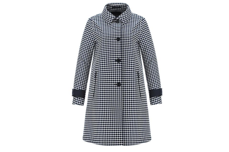 Laminar Couture Engineering, хлопковое пальто с трехслойной мембраной