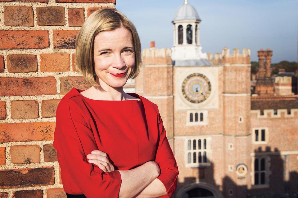 Люси Уорсли – писательница, историк, телеведущая, автор книги «Английский дом: интимная история»