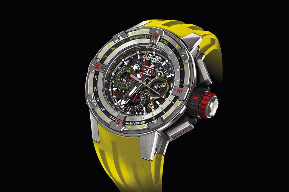 Часы RM 60-01 предназначены для навигации