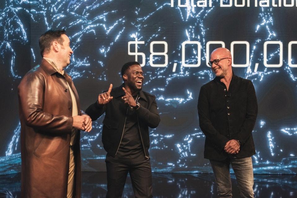 В результате благотворительного аукциона, на котором был продан уникальный экземпляр Royal Oak Concept «Black Panther» Flying Tourbillon, мануфактура Audemars Piguet перечислила в пользу образовательной программы First Book и Ashoka $8 миллионов