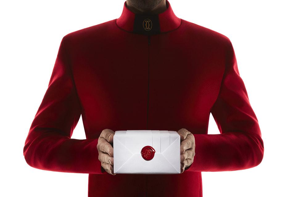 Официальный интернет-магазин Cartier работает с бесплатной доставкой по всей стране