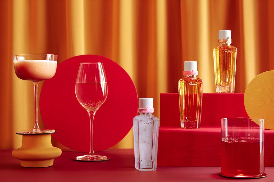 В Buro.Tsum можно попробовать коктейли по мотивам парфюмерных композиций Дома Cartier – Pure Rose, Oud & Pink и Virgin Rose