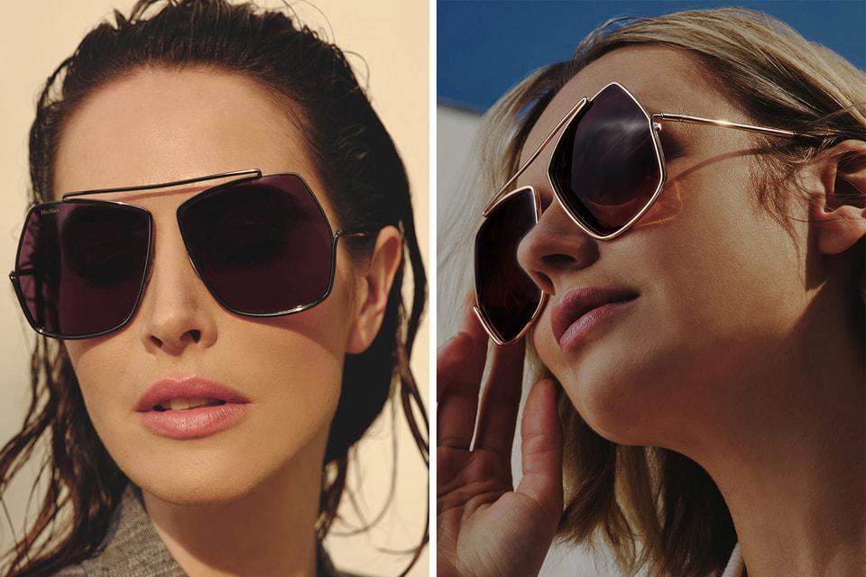 Лицами рекламной кампании новой линии очков стали инфлюенсеры Людовика Зауэр и Натали Османн
