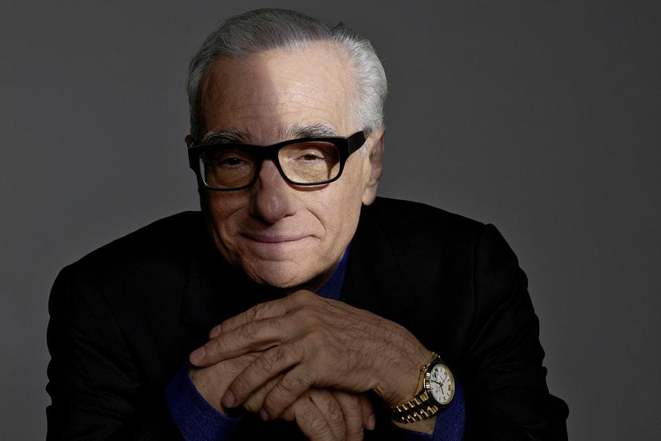 Режиссер Мартин Скорцезе – один из давних друзей Rolex, и сам носит часы этой марки