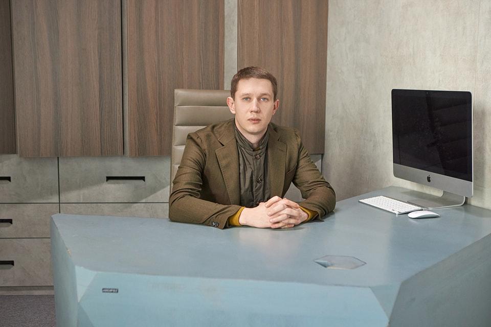 Дмитрий Шишкин, председатель комитета по швейной промышленности Союзлегпрома