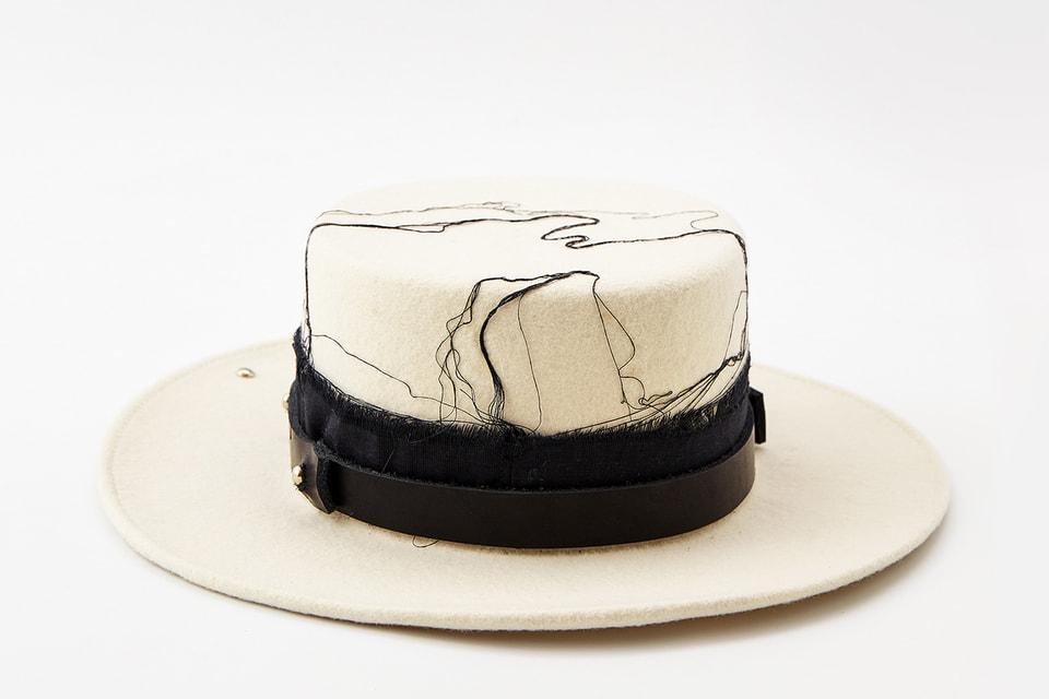 Шляпа-канотье  Cocoshnick Headdress