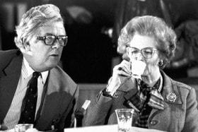 Маргарет Тэтчер настолько любила кофе... что даже включила его в диету