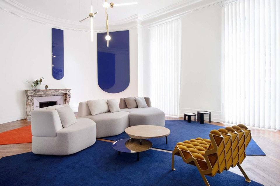 Мягкая мебель от Salon Plumbum – одного из участников проекта