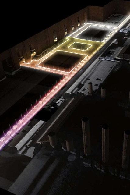 Все пешеходные переходы будут оснащены ночной подсветкой