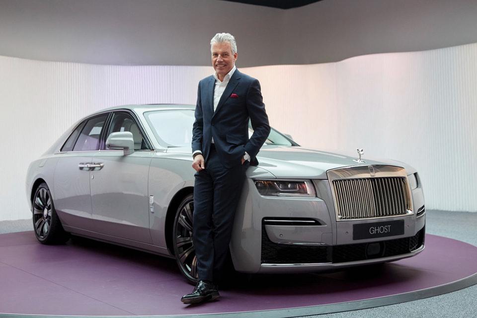 Торстен Мюллер-Отвос, исполнительный директор Rolls-Royce Motor Cars