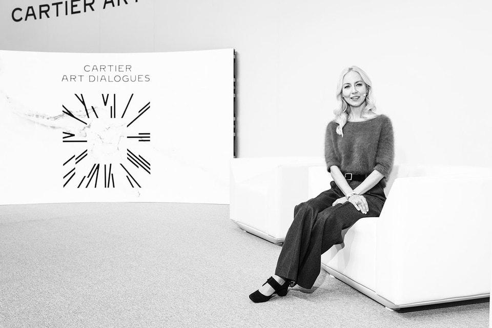 Одним из спикеров дискуссии «Женщины и инновации» станет Янина Новицкая, управляющий директор Cartier в России, Украине и СНГ