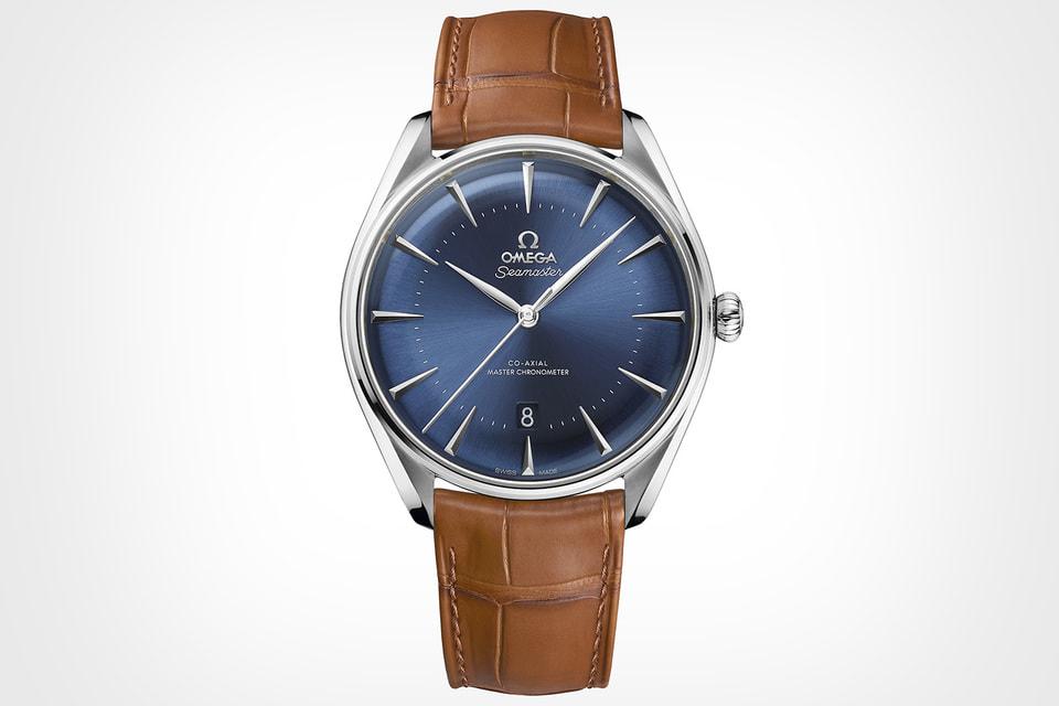 Часы Omega Seamaster Exclusive Boutique Moscow Limited Edition получили 39,5 мм корпус из стали
