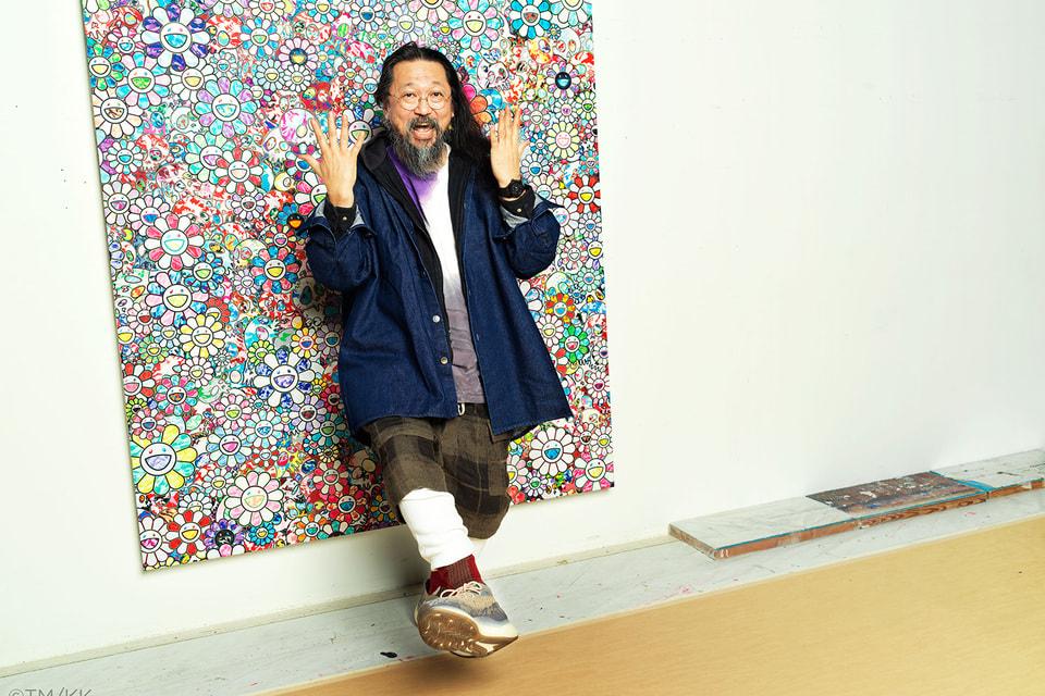 Японский художник Такаси Мураками впервые стал соавтором часов Hublot в рамках проекта Hublot Loves Art