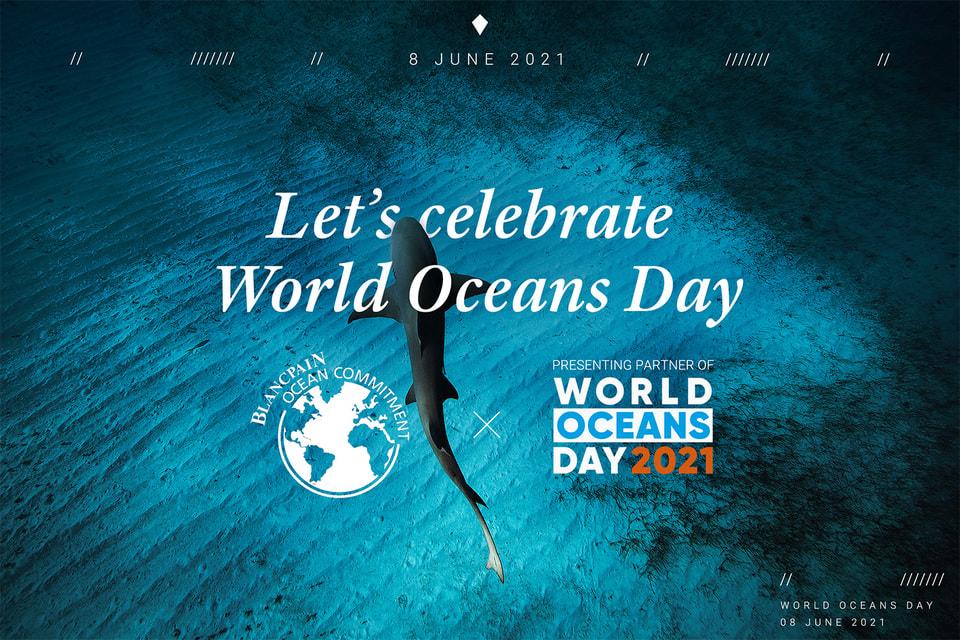 Часовой бренд поддерживает Всемирный день океанов ООН уже не первый год