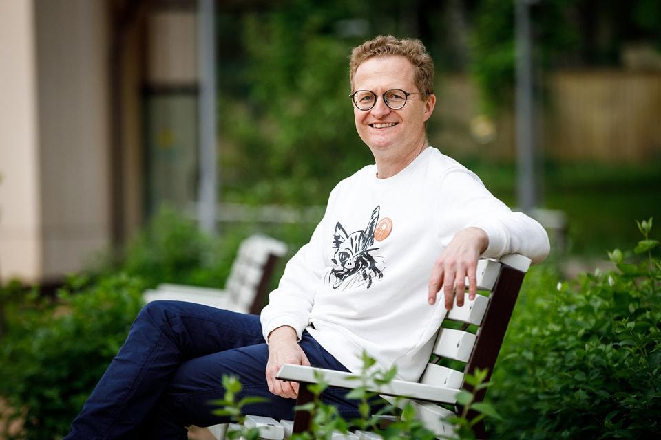 Алексей Сиднев, генеральный директор сети гериатрических пансионатов Senior Group