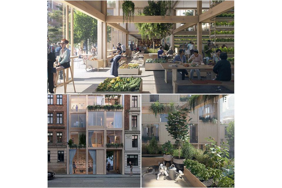 В Urban Village общие пространства комбинируются с приватными, образуя коммуну разных поколений