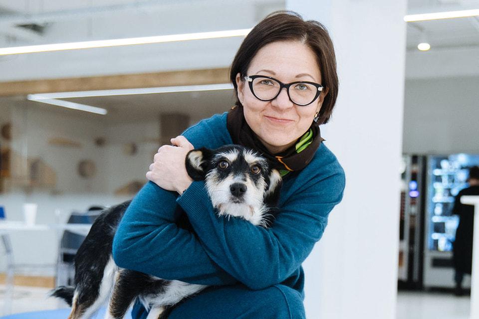 Линда Арсланова, управляющий партнер Vet.city