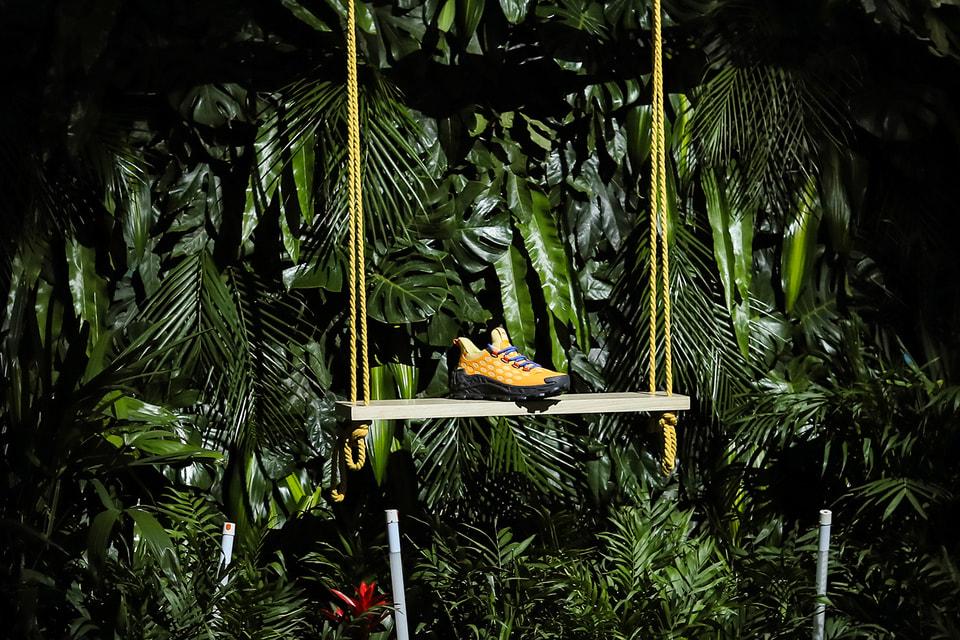 Кроссовки, созданные спортивным брендом Anta  в союзе с дизайнером обуви Салехой Бембури