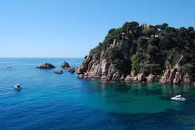 Пляж Кала са Форканера, Испания