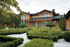 Важным параметром экологичного дома является его естественность
