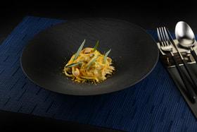 Спагетти –идеальный объект для творчества, уверен Клаудио Садлер