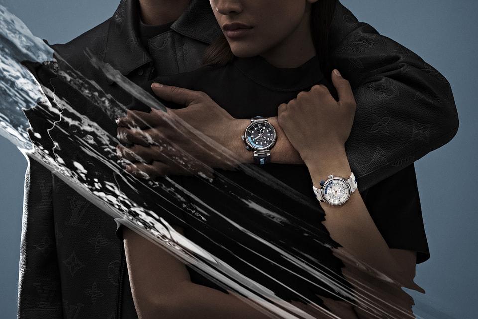 С запуском новой модели Street Diver Дом Louis Vuitton намерен попробовать свои силы в самом престижном и востребованном на рынке сегменте роскошных часов Hi-End-Sport