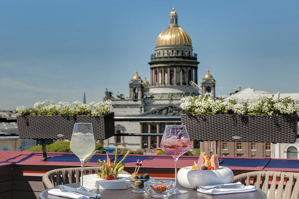LTerrasa, Lotte Hotel St.Petersburg
